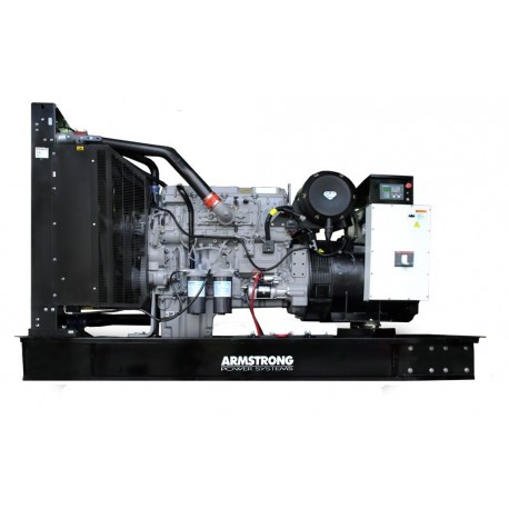Perkins Generator 300kW Electric Power Open