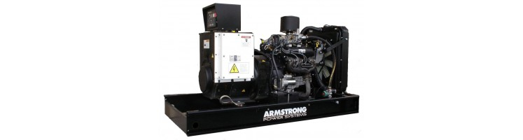 Generators 30 to 100 kW GM General Motors